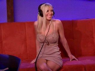 Seksi vroče porno zvezda bibi jones intervju