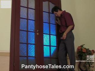 Pantyhose Tales Scenes With Muriel, Bobbie, Benett