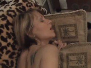 Hot MILF and rocker boyfriend anal fuck Video