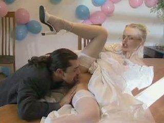 nowy panna młoda gorące, pełny marry, pełny dora ty
