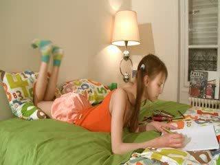 Mahalay homework ng smart teenager