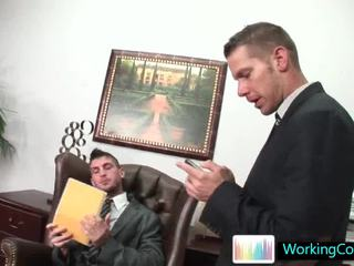 Shane Can Not Keep His Hands Off His Offic Colleague Scene