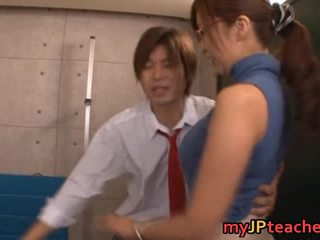 Kaori Hot Asian Professor Loves Fucking