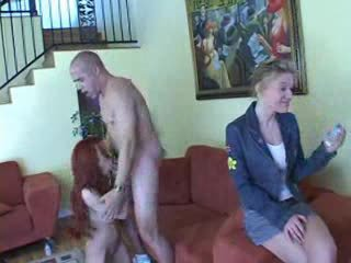 blowjobs, redheads, doggy style