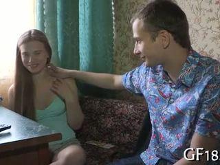 pipe, petite amie, russe, cucold