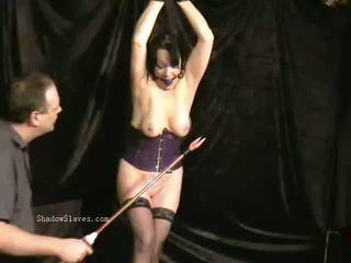 Mature slavegirls pussy needle torture and extreme