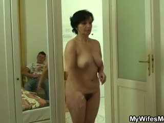 hot old, new grandma new, rated granny more