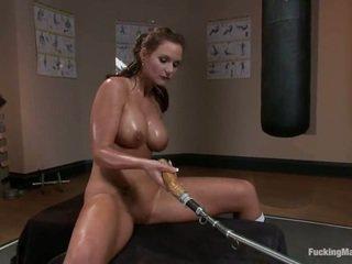 nice ass, toys, double penetration