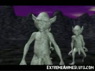 9d aliens na a princezná!