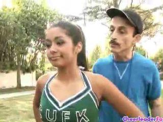 Spicy latina teen ruby rayes sucks big cock