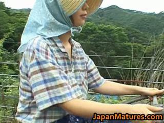 Chisato shouda азиатки възрастни мацка gets