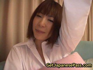 Rin פיקנטי סיני בובה ב הלבשה תחתונה fondles