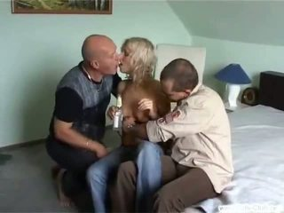 gets drunk and sex with two dudes
