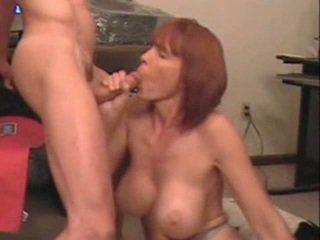 free redhead hottest, big tits, fresh cumshot watch