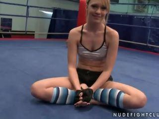 Blue Angel vs Sabrina Blonde