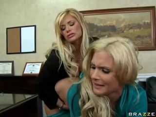 Shyla stylez og phoenix marie are two hot blondes