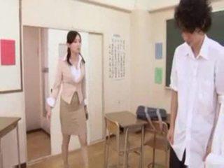japonés, profesores, jap, asiático