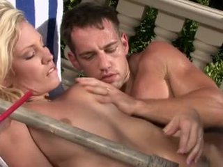 Concupiscent lover kiara dinae is getting screwed on this guyr twat and loves it