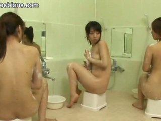 лесбийка, teen, азиатски