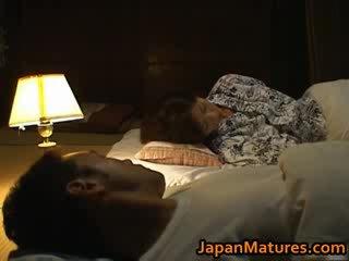 Chisato shouda niesamowite dojrzała japońskie