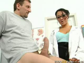 מזיין שלי אסייתי רופא וידאו