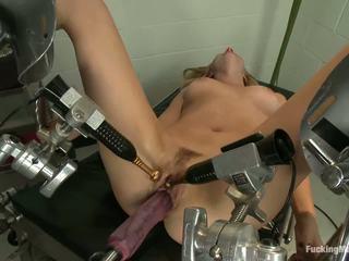 bionde, giocattolo del sesso, masturbazione