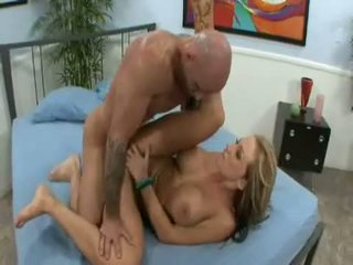 Immodest Floozy Nikki Sexxx Blasted With But Juice After A Deep Cunt Pounding