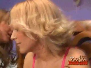 alle blondjes mooi, vol interraciale, mooi ffm zien