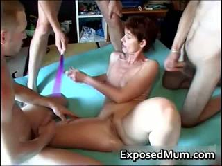 Mom Spanked And Fucked