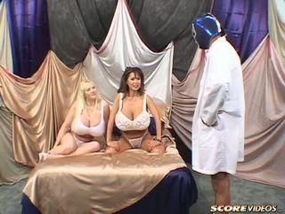 Minka Kayla Vs Blue Balls