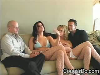 more brunette, hottest fucking more, any cougar real