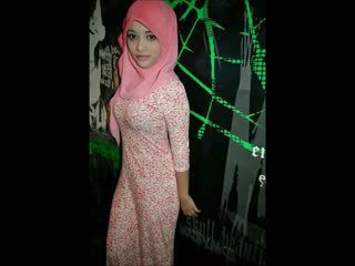 Turkish-arabic-asian hijapp sekoittaa photo 14