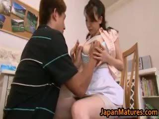 japanilainen todellinen, ryhmäseksiä hq, kiva isot tissit