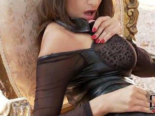 брюнетка най-добър, hardcore sex проверка, пресен хубав задник