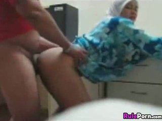 Arab Girl Fucked From Behind