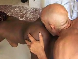 Interracial Anal Rimming
