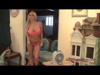 Tiffani 內 粉紅色 pants