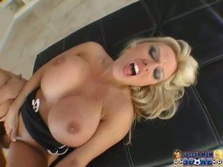 real blondes video, nice porn models vid, big boobs action