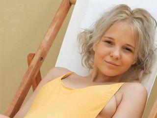 Young Blonde Teen Monroe Filthy Siesta Part 1