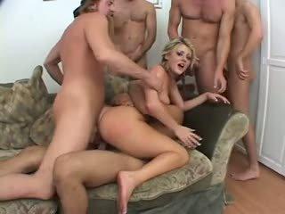 doppia penetrazione, sesso di gruppo, gangbang nuovo