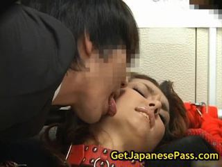 Maria Ozawa Takes Bound And Screwed