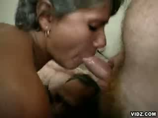 Granny prostitute takes fucking as a habit