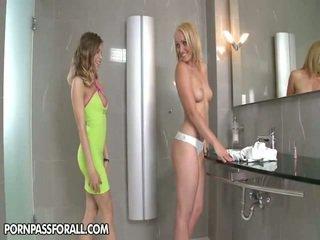Girls In The Bathroom