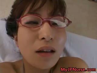 Ann Nanba Sweet Asian Nurse Part6