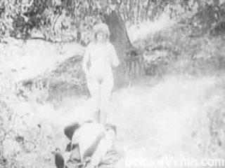 Piss: アンティーク ポルノの 1915 - a フリー 乗り