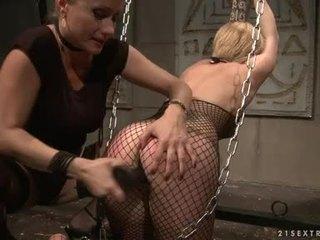 Katy Borman Sexy Blonde Compulsory Hard For Marital Device Oral
