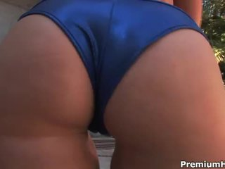 Cami smalls showing her gorgeous ass and anal fucked