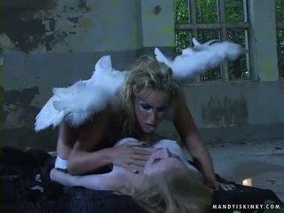 Mandy jasný toying dora venter mŕtvy pička