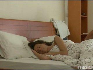 sleeping, sleeping sex, teen
