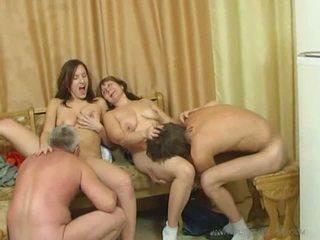 Excitat familie sex orgie video